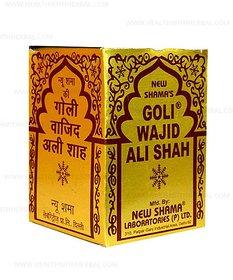 GOLI WAJID ALI SHAH - 3 PACK OF 5 PILLS