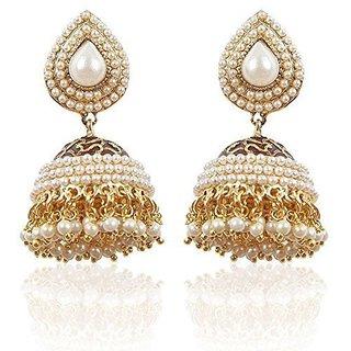 Stylish Traditional Jhumki Earrings For Women  Girls