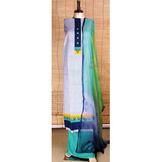 The Indian Heritage  Women's Cotton Salwar Suit