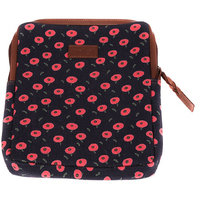 Knilot Blue Pink Cherry I Pad Sleeve