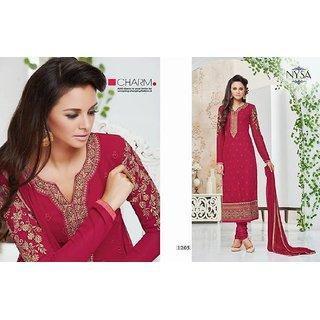 bbef20a354 Buy Women's Printed Unstitched Regular Wear Salwar Suit Dress Material  Online - Get 0% Off