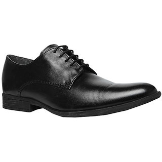 HUSH PUPPIES -Men Black Formal Shoes