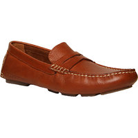 HUSH PUPPIES -Men  Tan Casual Loafers & Moccasins