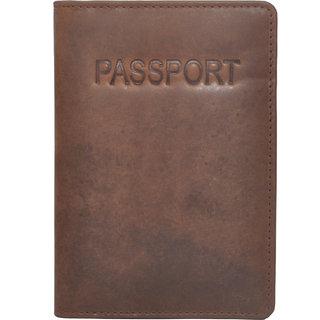 Tamanna Passport Holder 01 Brown Buy Tamanna Passport