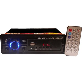 KAXTANG 1313 Full Black MP3/USB/AUX Car Media Player Car Stereo