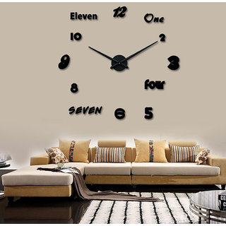 3D Designer wall clock