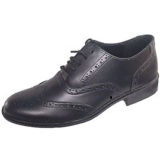 Brogue Leather Shoe