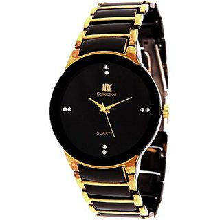 IIk black gold Collection Watch