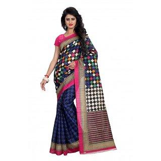 bhagalpuri silk saree ( svb sareesmulticolouredfree size)