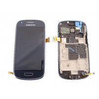 LCD Display Touch Screen Digitizer Assembly For Samsung S3 I9300 - Pebble Blue