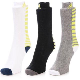 Adidas Mid Length Socks Pair Of 3
