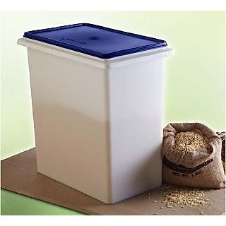 Tupperware rice keeper 25kg Prices in India Shopclues Online