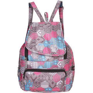 Justcraft Ruby Multiclor Ladis Backpack