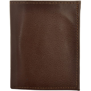Exotique Mens Brown Wallet (WM0010BR)