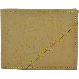 Exotique Mens Tan Wallet (WM0013TN)