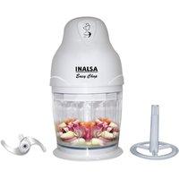 Inalsa Easy Chop 250-Watt Mini Chopper (White)