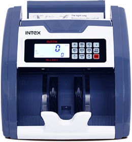 Intex IN-J4001 Currency Counting Machine