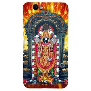 Fuson Designer Phone Back Case Cover Huawei Nexus 6P ( Lord Venkateswara )