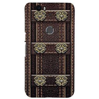 Fuson Designer Phone Back Case Cover Huawei Nexus 6P ( Patterned Locking Device )
