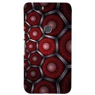 Fuson Designer Phone Back Case Cover Huawei Nexus 6P ( Think Of The Changing Hives )