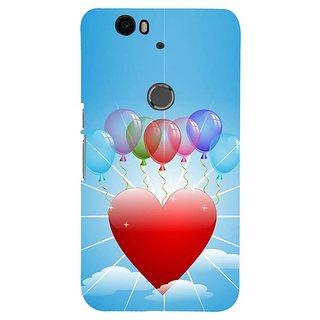 Fuson Designer Phone Back Case Cover Huawei Nexus 6P ( The Guiding Light )