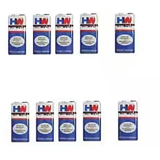 HW Battery (9v) Pack Of 10
