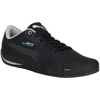 be9d521df694b9 Buy Puma Mamgp Drift Cat 5 Ultra Men S Black Lace-Up Casual Shoes ...