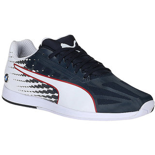 Buy Puma Bmw Ms Evospeed Men S Blue Lace-Up Casual Shoes Online ... cdb4ee647