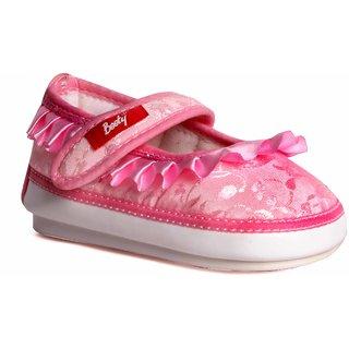 Indman Kid's Shoes - Pink Color - FJ/4102PK