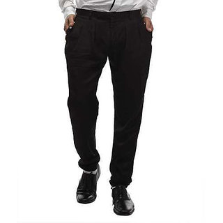 Fashion Black Slim Fit Stretch Jeans