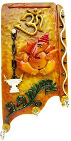 Omm Ganesha Key Holder