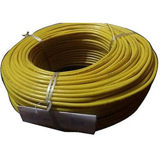 Buy Eon Wire Fire Proof FR-PVC Insulated 90 Meter Electric Wire ...