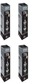 Epson T7741 Black  4 Pcs Black Ink