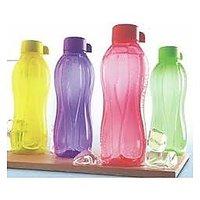 Tupperware 1 Litre Water Bottle (Set Of 4 Bottles)