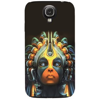 Snooky Digital Print Hard Back Case Cover For Samsung Galaxy S4 Mini Td10598