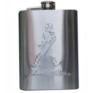 whisky flask