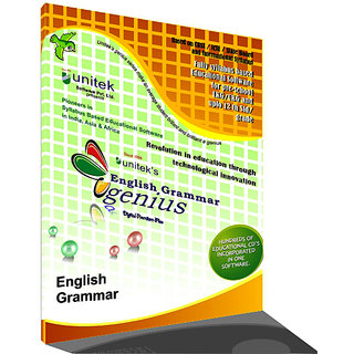 Unitek's Spoken English Software