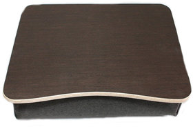 wooden lapdesk  brown coffee