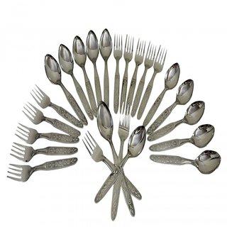 24 pcs classic cutlery set
