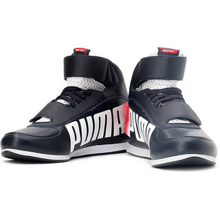 Puma EvoSpeed Mid BMW 1.2 High Ankle Sneakers Shoes Size - 7 (304634 02)