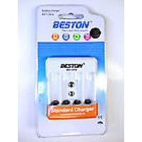 BESTON Standard Charger For AA/AAA/9V/Ni-MH/Ni-Cd