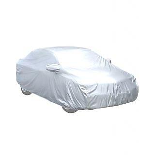 Silver Matty  Car Body Cover For TOYOTA ETIOS