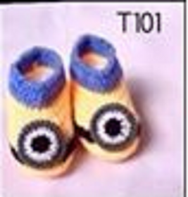 My World Of Crochet Unisex Wool Socks