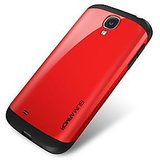 DLT Slim Armor Galaxy S4 I9500 Backcover (Red)