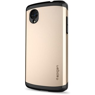 Nexus 5 Spigen Slim Armor LG Nexus 5 Backcover -silver