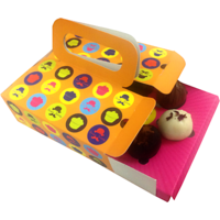 Daddy's Truffle Case - A Box Of 6 Mixed Truffles