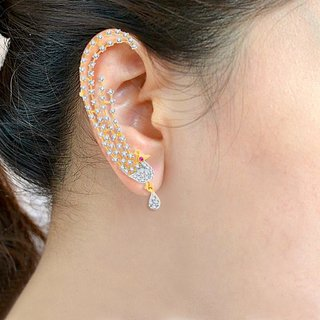 Sukkhi Gold Plated Gold Alloy Studs for Women