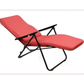 Adjustable Recliner Folding Chairs in Multiple Colours  sc 1 st  Shopclues.com & Adjustable Recliner Folding Chairs in Multiple Colours Prices in ...