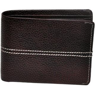 Bag Jack - Vela precisely crafted brown color leather wallet