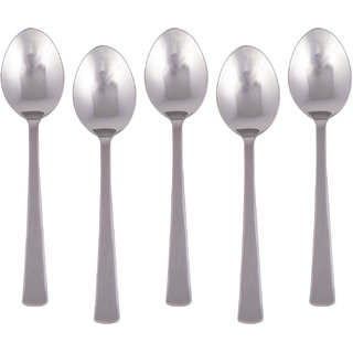Kishco Stainless Steel Baby Spoon 6 Pcs Set